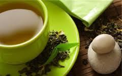 Зелёный чай для красоты и здоровья