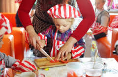 Что значит кулинарная школа для девочек