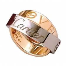 Элитные кольца Картье