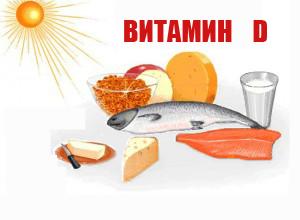 В чем польза витамина D