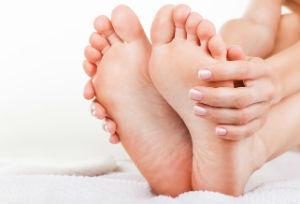 Принцип действия педикюрных носочков