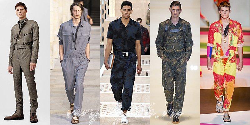 Комбинезоны – лидеры рейтингов модных вещей