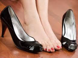 Веские доводы против обуви на высоком каблуке
