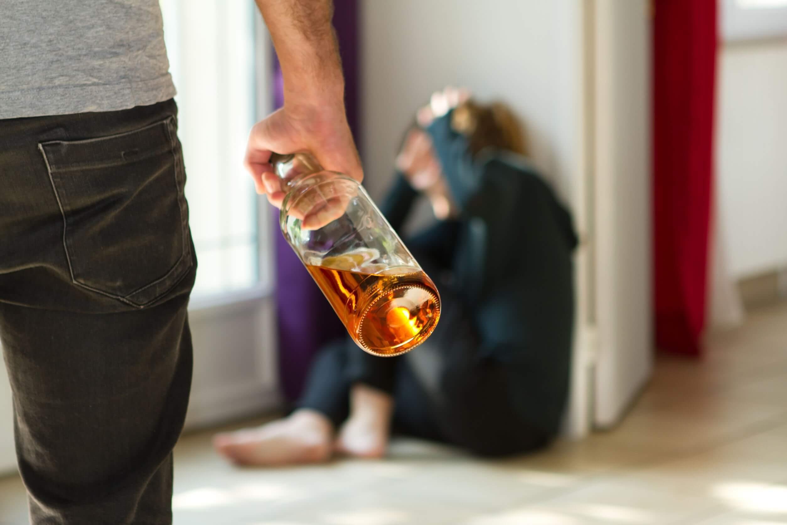 Пьянство в семье