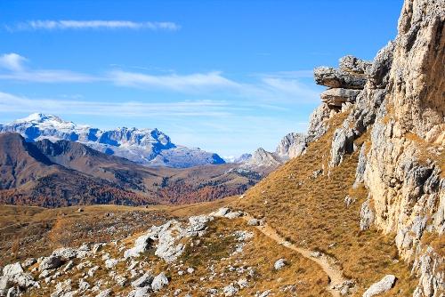 Путешествуя по горам северной Италии