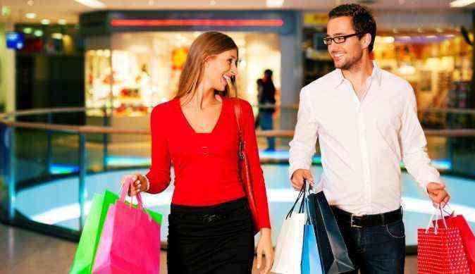 Мужчина и женщина. Могут ли они делать покупки вместе?
