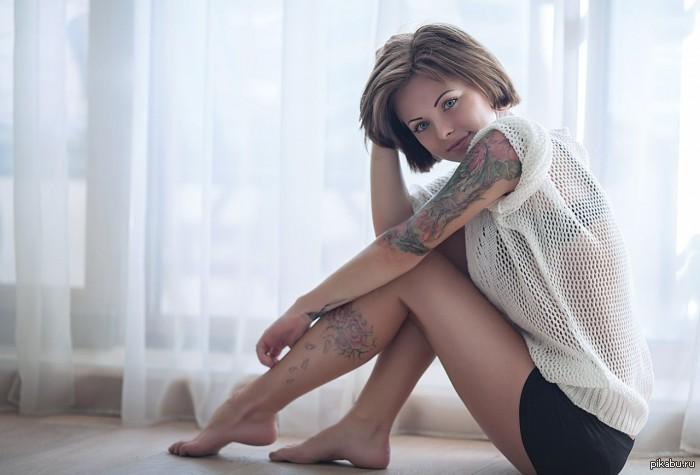 Татуировки для женщин - что стоит знать?