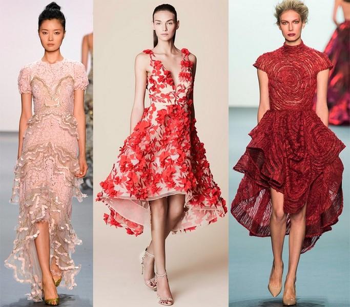 Женские платья в нынешнем сезоне