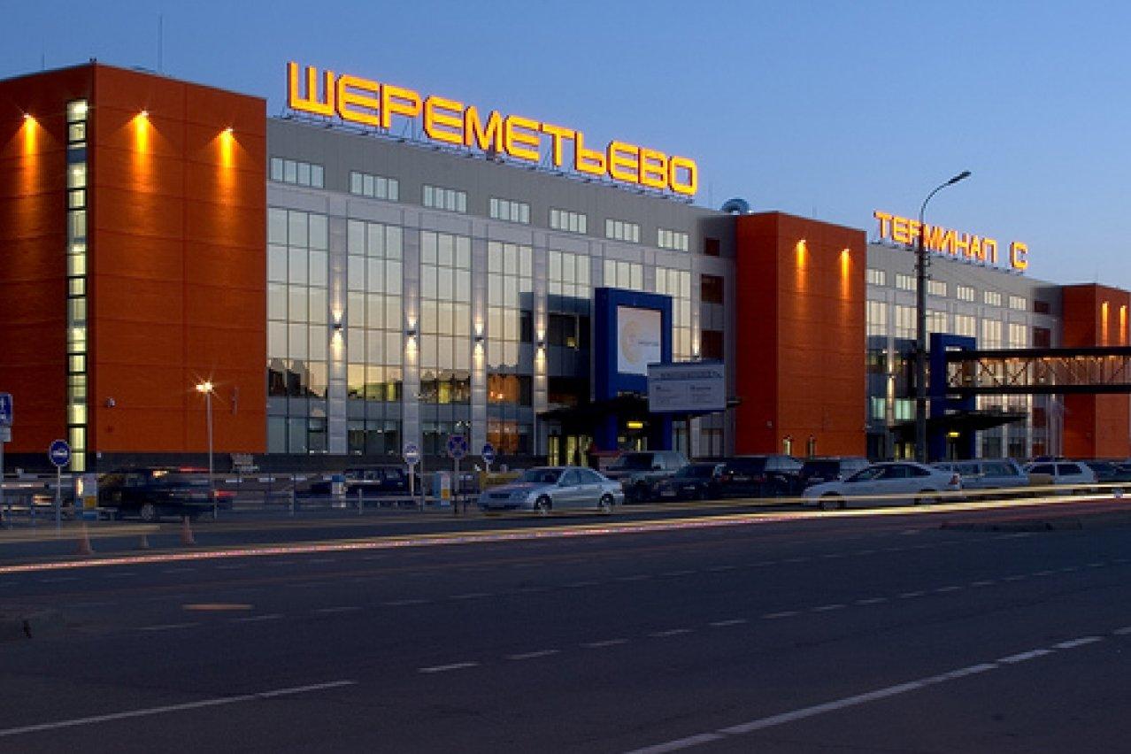 Парковки в Шереметьево (терминал D)